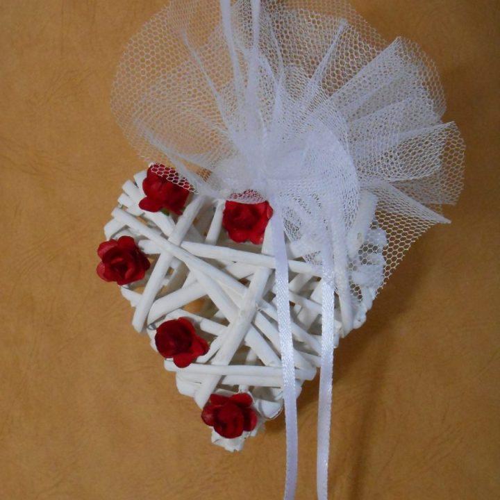 Μπομπονιέρα γάμου - ΚΩΔ.: BG104 | μπομπονιέρες γάμου από heartsunionart.gr