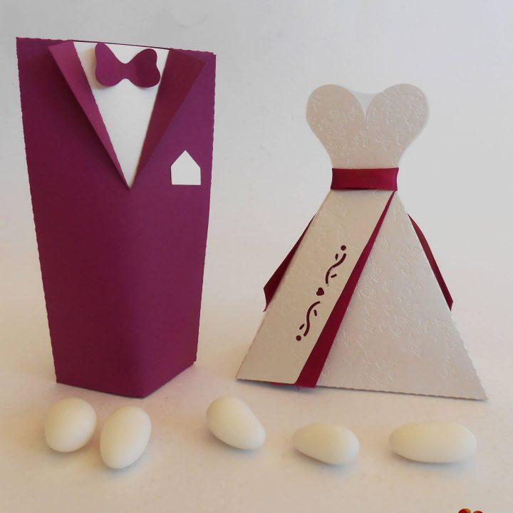 Μπομπονιέρα γάμου - ΚΩΔ.: BG025 | μπομπονιέρες γάμου από heartsunionart.gr