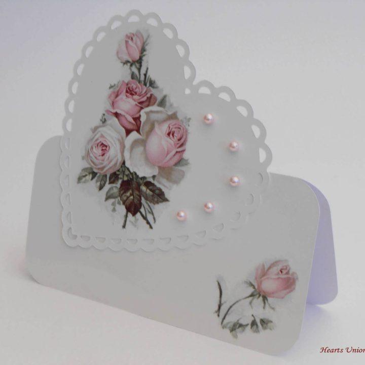 Προσκλητήριο γάμου - ΚΩΔ.: PG008 | προσκλητήρια γάμου από heartsunionart.gr