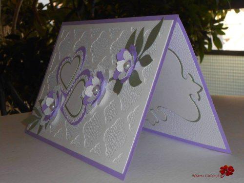 Προσκλητήριο γάμου - ΚΩΔ.: PG019 | Προσκλητήρια γάμου από Hearts Union Art - heartsunionart.gr