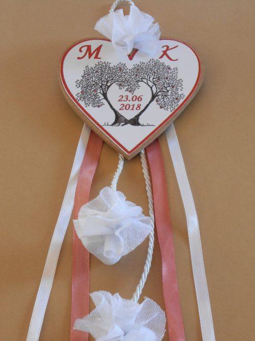 Μπομπονιέρα γάμου - ΚΩΔ.: BG111 | μπομπονιέρες γάμου από heartsunionart.gr