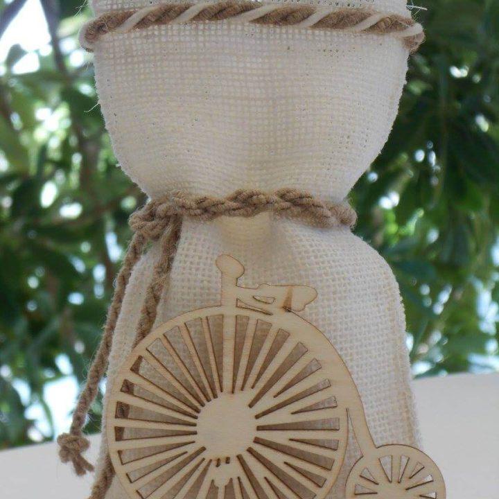 Μπομπονιέρα βάπτισης - ΚΩΔ.: BB027   μπομπονιέρες βάπτισης από heartsunionart.gr