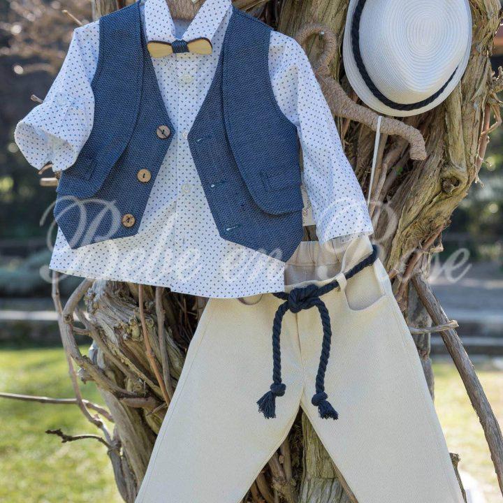 Βαπτιστικά ρούχα για αγόρι - ΚΩΔ.: BR005 | Οικονομικά, Πρωτότυπα, Μοντέρνα Βαπτιστικά Ρούχα για Αγόρια από heartsunionart.gr