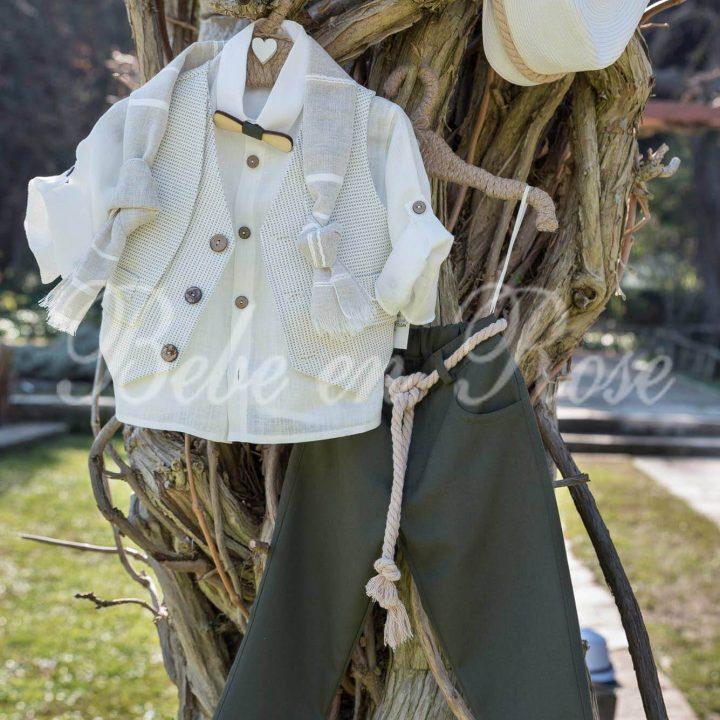 Βαπτιστικά ρούχα για αγόρι - ΚΩΔ.: BR009 | Οικονομικά, Πρωτότυπα, Μοντέρνα Βαπτιστικά Ρούχα για Αγόρια από heartsunionart.gr
