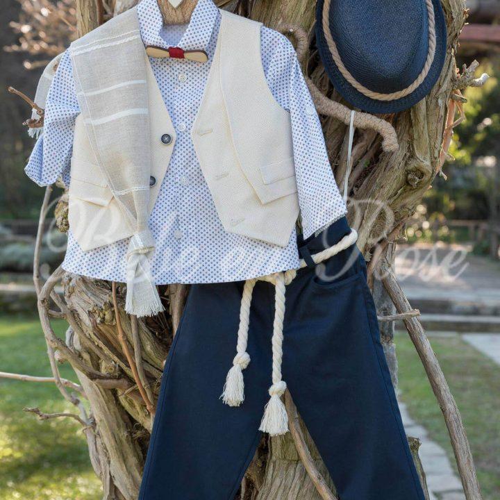 Βαπτιστικά ρούχα για αγόρι - ΚΩΔ.: BR010 | Οικονομικά, Πρωτότυπα, Μοντέρνα Βαπτιστικά Ρούχα για Αγόρια από heartsunionart.gr