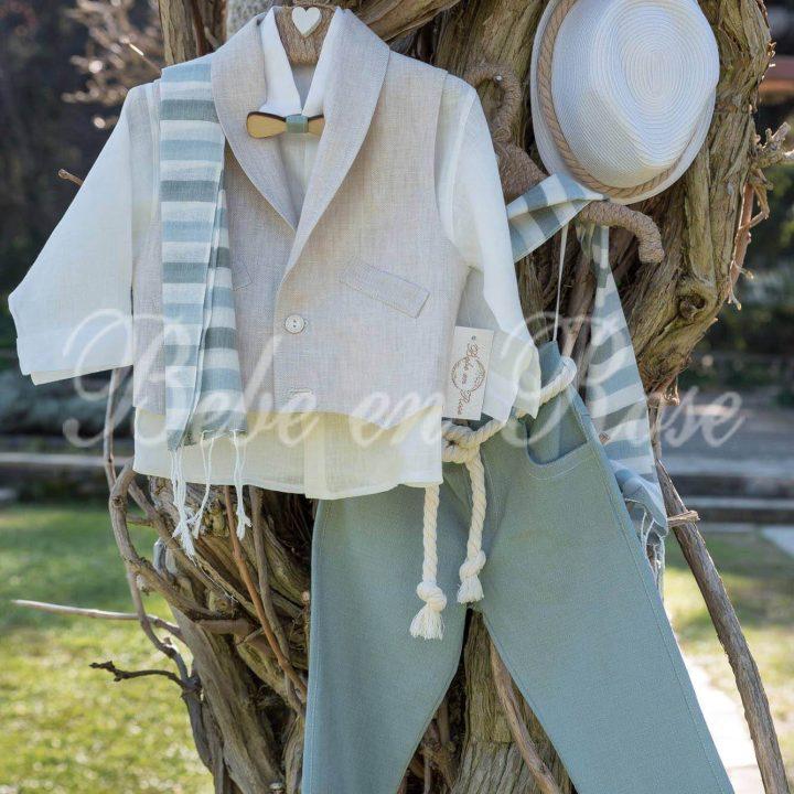 Βαπτιστικά ρούχα για αγόρι - ΚΩΔ.: BR012 | Οικονομικά, Πρωτότυπα, Μοντέρνα Βαπτιστικά Ρούχα για Αγόρια από heartsunionart.gr