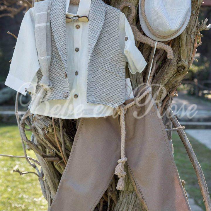 Βαπτιστικά ρούχα για αγόρι - ΚΩΔ.: BR013 | Οικονομικά, Πρωτότυπα, Μοντέρνα Βαπτιστικά Ρούχα για Αγόρια από heartsunionart.gr