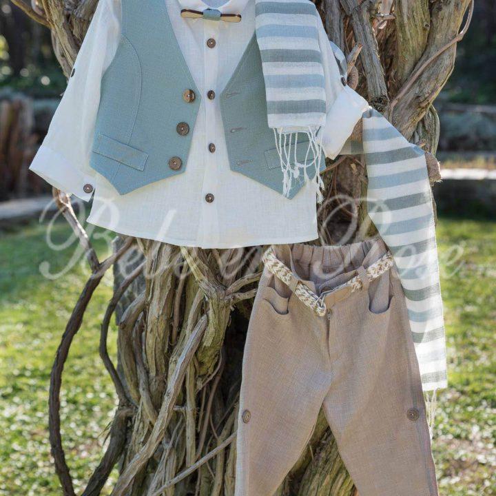 Βαπτιστικά ρούχα για αγόρι - ΚΩΔ.: BR014 | Οικονομικά, Πρωτότυπα, Μοντέρνα Βαπτιστικά Ρούχα για Αγόρια από heartsunionart.gr
