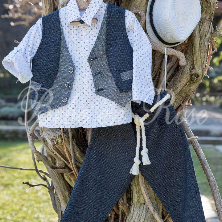 Βαπτιστικά ρούχα για αγόρι - ΚΩΔ.: BR016 | Οικονομικά, Πρωτότυπα, Μοντέρνα Βαπτιστικά Ρούχα για Αγόρια από heartsunionart.gr