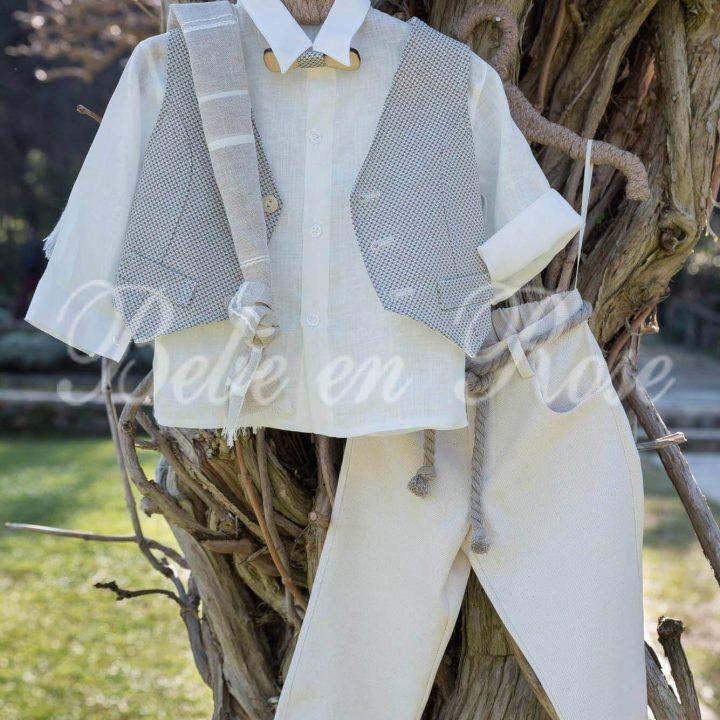 Βαπτιστικά ρούχα για αγόρι - ΚΩΔ.: BR017 | Οικονομικά, Πρωτότυπα, Μοντέρνα Βαπτιστικά Ρούχα για Αγόρια από heartsunionart.gr