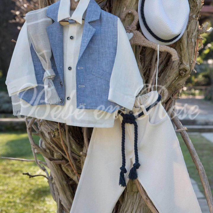 Βαπτιστικά ρούχα για αγόρι - ΚΩΔ.: BR021 | Οικονομικά, Πρωτότυπα, Μοντέρνα Βαπτιστικά Ρούχα για Αγόρια από heartsunionart.gr