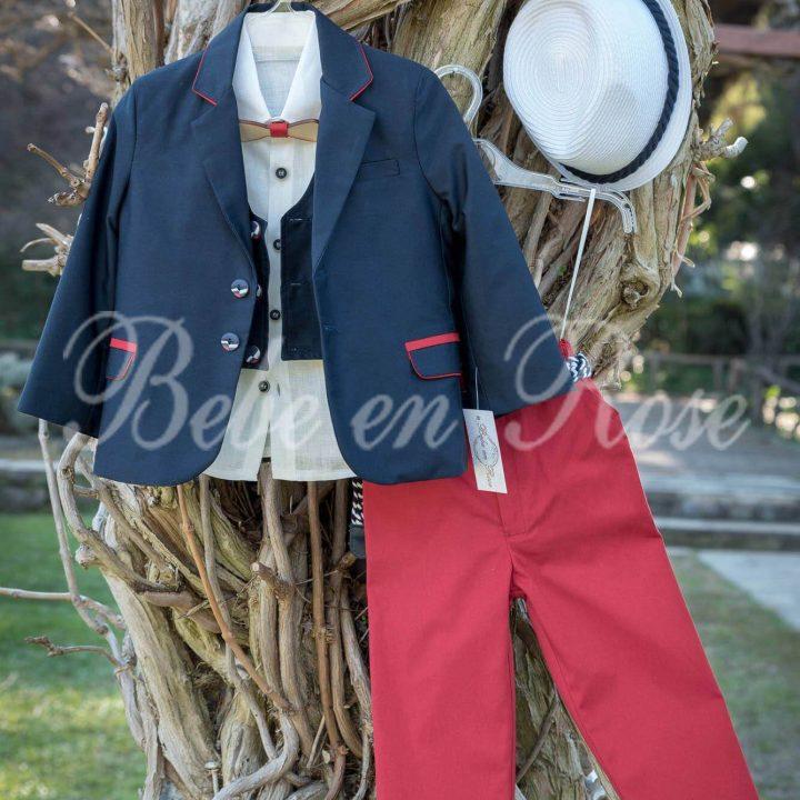 Βαπτιστικά ρούχα για αγόρι - ΚΩΔ.: BR022 | Οικονομικά, Πρωτότυπα, Μοντέρνα Βαπτιστικά Ρούχα για Αγόρια από heartsunionart.gr