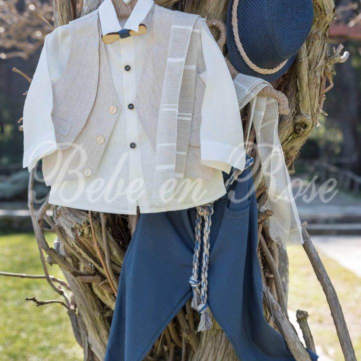 Βαπτιστικά ρούχα για αγόρι - ΚΩΔ.: BR023 | Οικονομικά, Πρωτότυπα, Μοντέρνα Βαπτιστικά Ρούχα για Αγόρια από heartsunionart.gr