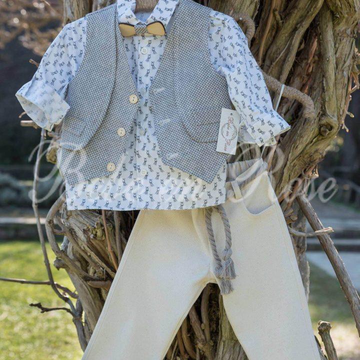 Βαπτιστικά ρούχα για αγόρι - ΚΩΔ.: BR026 | Οικονομικά, Πρωτότυπα, Μοντέρνα Βαπτιστικά Ρούχα για Αγόρια από heartsunionart.gr