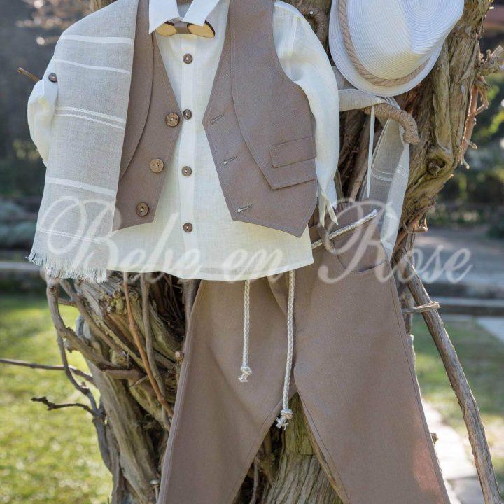 Βαπτιστικά ρούχα για αγόρι - ΚΩΔ.: BR027 | Οικονομικά, Πρωτότυπα, Μοντέρνα Βαπτιστικά Ρούχα για Αγόρια από heartsunionart.gr