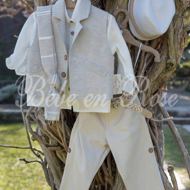 Βαπτιστικά ρούχα για αγόρι - ΚΩΔ.: BR028 | Οικονομικά, Πρωτότυπα, Μοντέρνα Βαπτιστικά Ρούχα για Αγόρια από heartsunionart.gr