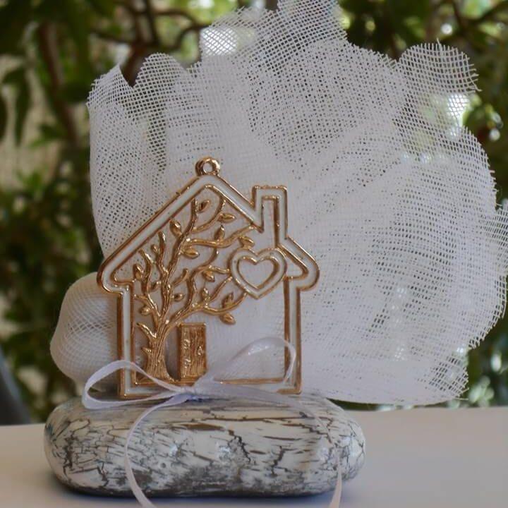 Μπομπονιέρα γάμου - ΚΩΔ.: BG133 | μπομπονιέρες γάμου από heartsunionart.gr