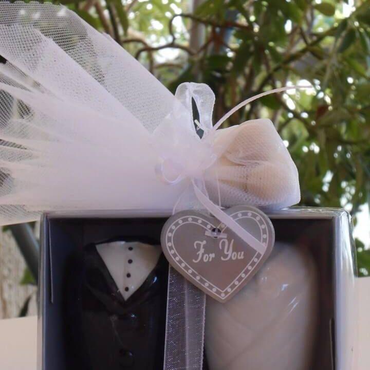Μπομπονιέρα γάμου - ΚΩΔ.: BG134 | μπομπονιέρες γάμου από heartsunionart.gr