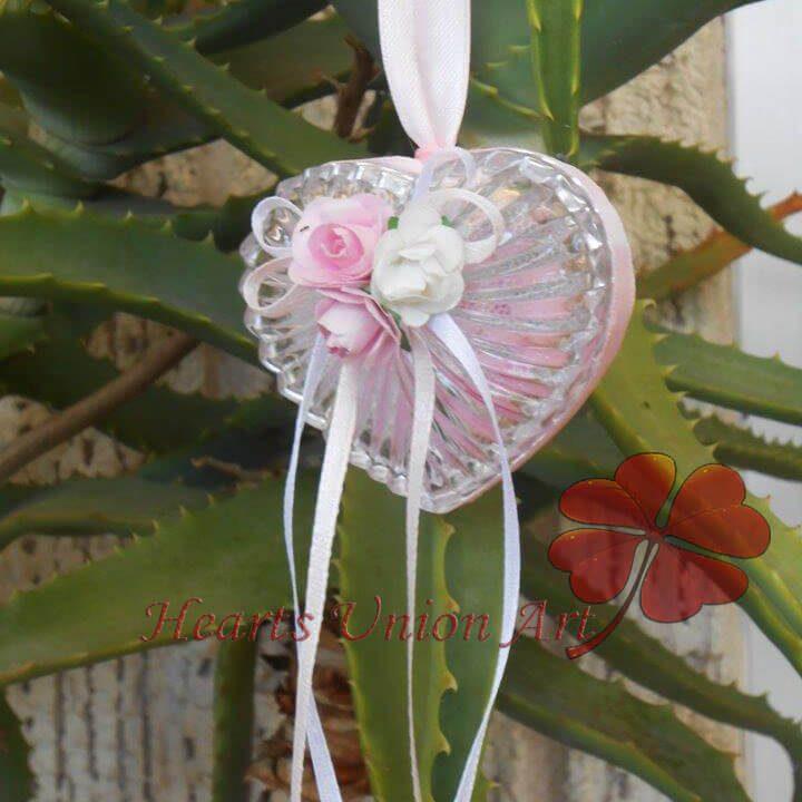 Μπομπονιέρα γάμου - ΚΩΔ.: BG151 | μπομπονιέρες γάμου από heartsunionart.gr