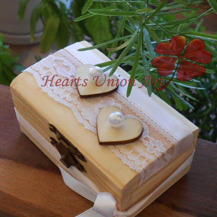 Μπομπονιέρα γάμου - ΚΩΔ.: BG150 | μπομπονιέρες γάμου από heartsunionart.gr